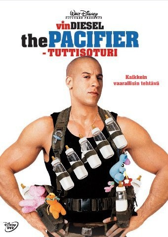 The Pacifier - Tuttisoturi