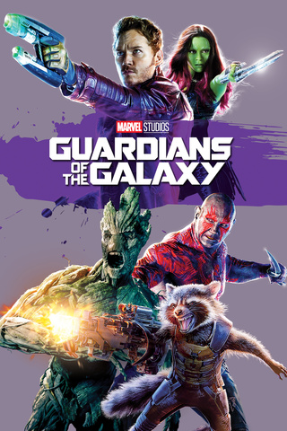 Guardians of the Galaxy - HD