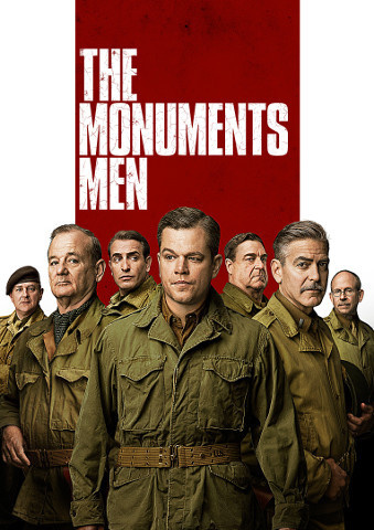 The Monuments Men - HD