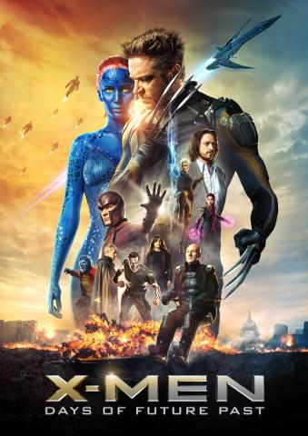 X-Men: Days of Future Past - HD