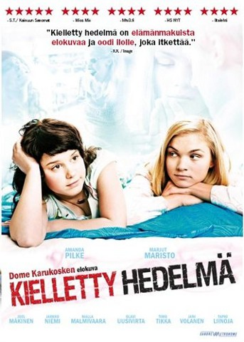 Kielletty hedelm HD
