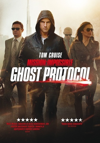 Mission: Impossible - Ghost Protocol - HD