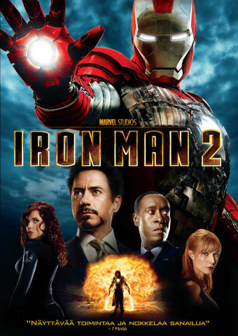 Iron Man 2 - HD