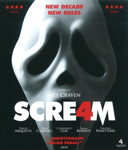 Scream 4 HD