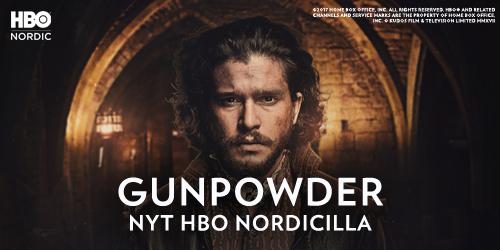 1600-luvulle sijoittuva jännityssarja Gunpowder kertoo tositapahtumiin perustuvan tarinan salajuonesta, jonka päämääränä oli parlamenttitalon räjäytys sekä kuningas Jaakko I:n surmaaminen.