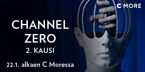 Channel Zero on kauhuantologiasarja, joka suositun American Horror Storyn tyyliin kertoo yhden kauhutarinan kautta kohden. Sarjan toisella kaudella nuori nainen vierailee kauhutalossa, jonka huoneet ovat kukin toistaan häiritsevämpiä.