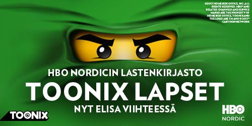 Toonix Lapset -ohjelmakirjasto on nyt katsottavissa lisäveloituksetta Elisa Viihteen HBO Nordic -tilaajille. Toonixista löydät rakastetut lasten suosikit Barbapapasta Peppi Pitkätossuun ja Palomies Samiin.