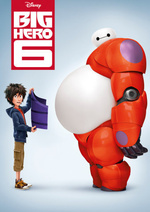Big Hero 6 (tekstitetty)