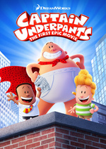 Captain Underpants: The First Epic Movie (tekstitetty)