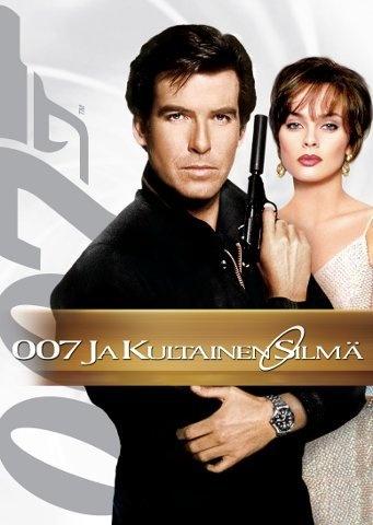 007 Ja Kultainen Silmä Rooleissa