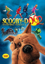 Scooby-Doo 2 Monsterit Vapaalla