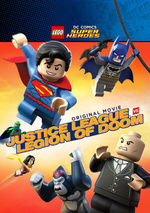 Lego: Justice league vs Legion of Doom
